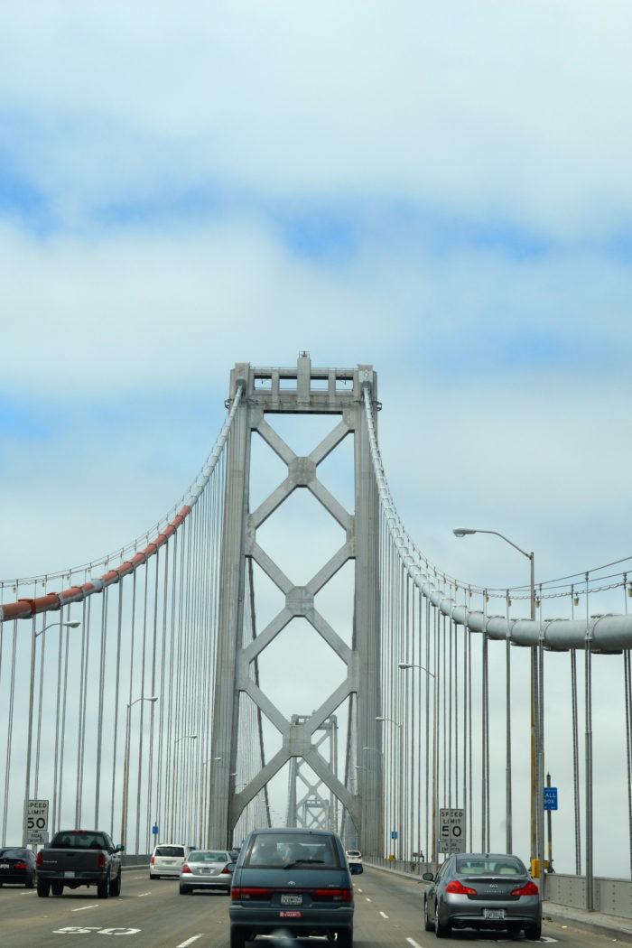 San Francisco Road Trip part 1