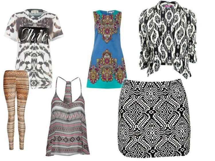 Chic Tribal Trend
