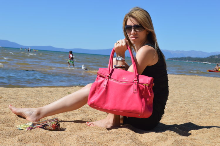 How I Styled Pink Bag For the Summer