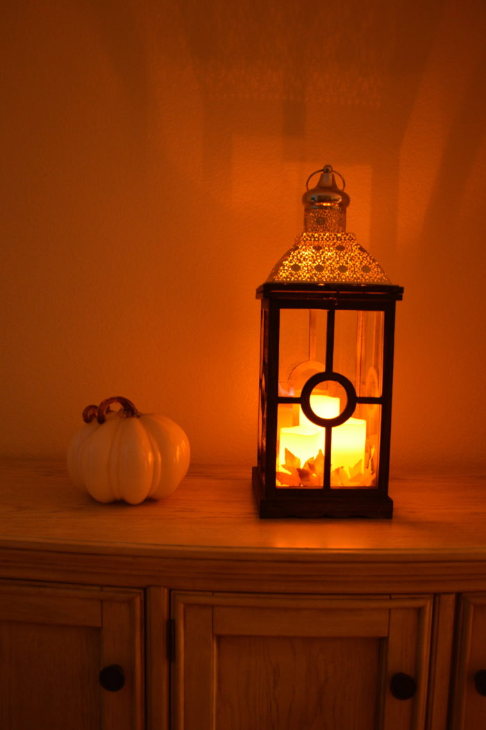 Fall Decoration on a Budget