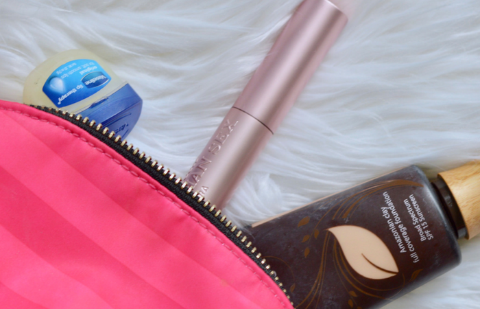 My Five Favorite Makeup Products