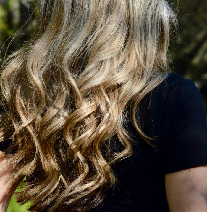 How I Curl My Hair With Cheap Wand | Tutorial