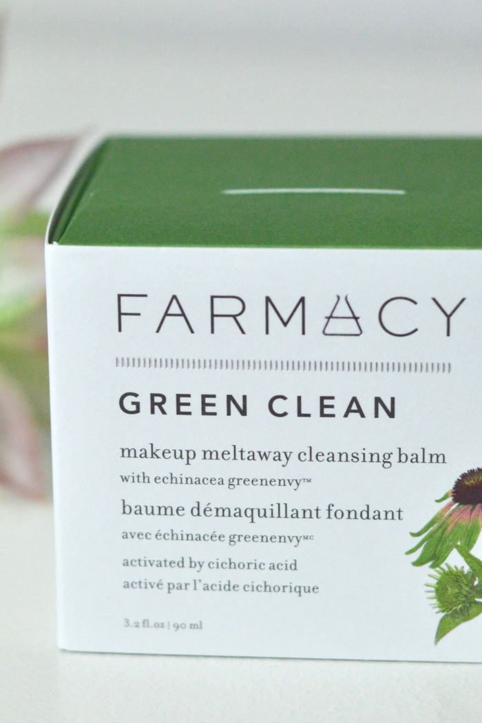 Farmacy Green Clean Makeup Cleanser Review