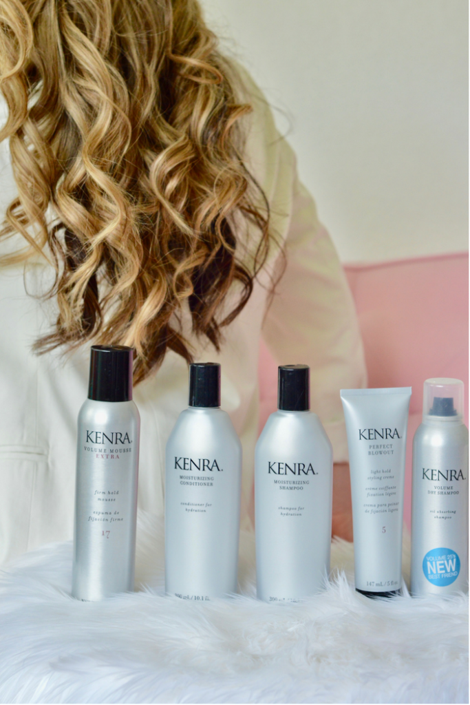Kenra Professional hair care products